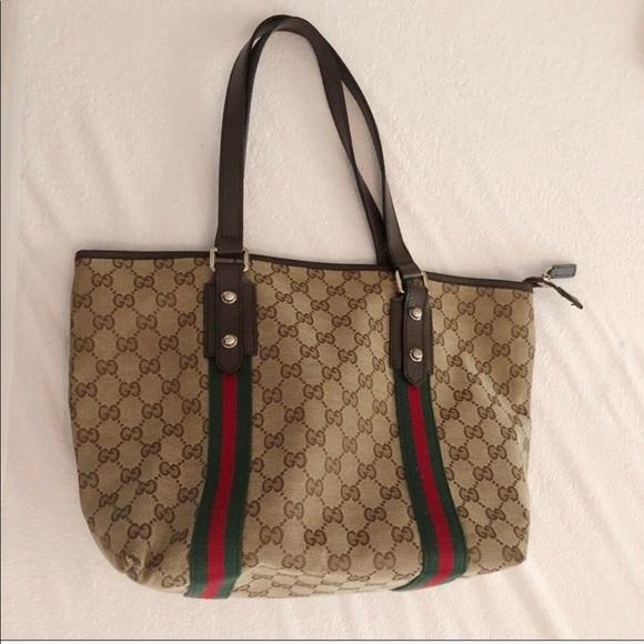 9e71a670bc72 Gucci Handbags - ✨USED GUCCI BAG✨